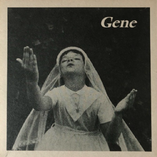 "Gene ‎- Sleep Well Tonight (7"") (EX/EX)"